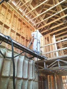 A+ (Plus) Insulation - Spray Foam Insulation