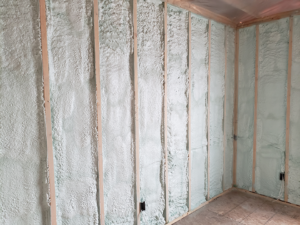 Spray Foam New Construction Residential